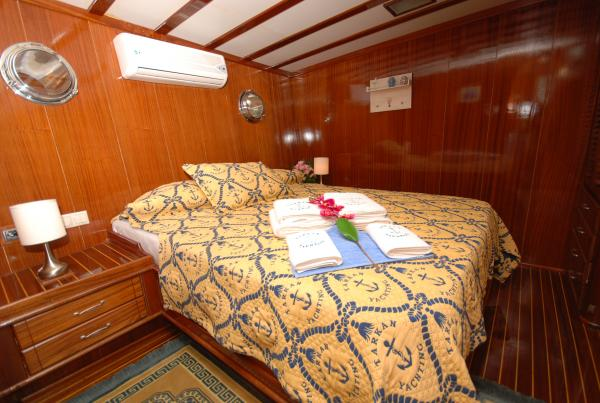 MS Tarkan 5 double cabin