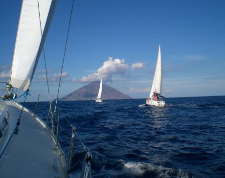 Culinary sailing cruise