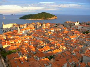 Dubrovnik south of Dalmatia