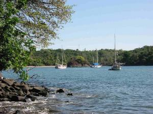 Panama anchorage