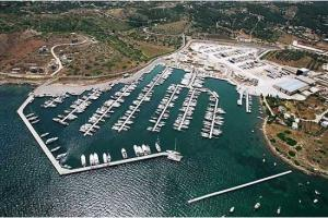 Olympic marina Lavrion