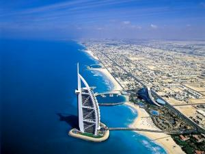 Dubai best known state of UAE