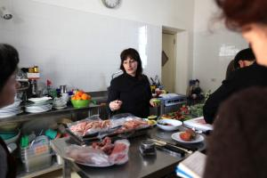 Cooking courses by a Sicilian mama