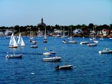 Marblehead, Massachusetts is the birthplace of American Navy and home to one of